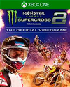 Monster Energy Supercross - The Official Videogame 2 for Xbox One