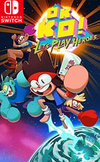 OK K.O.! Let's Play Heroes for Nintendo Switch
