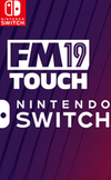 Football Manager 2019 Touch for Nintendo Switch