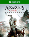 Assassin's Creed III Remastered for Xbox One