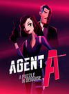 Agent A: A puzzle in disguise for PC