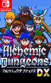 Alchemic Dungeons DX for Nintendo Switch