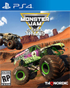 Monster Jam Steel Titans for PlayStation 4