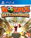Worms Battlegrounds for PlayStation 4