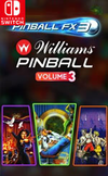 Pinball FX3 - Williams Pinball: Volume 3 for Nintendo Switch