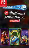 Pinball FX3 - Williams Pinball: Volume 3 for Nintendo Switch