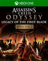 Assassin's Creed Odyssey: Legacy of the First Blade Episode 3 for Xbox One
