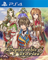 Sephirothic Stories for PlayStation 4
