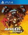 AngerForce: Reloaded for PlayStation 4