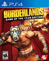 Borderlands: Game of the Year Edition for PlayStation 4