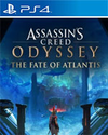 Assassin's Creed Odyssey The Fate of Atlantis for PlayStation 4