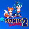 3D Sonic The Hedgehog 2 for Nintendo 3DS