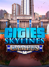 Cities: Skylines - Campus for PC