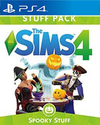 The Sims 4 Spooky Stuff for PlayStation 4