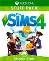 The Sims 4 Spooky Stuff for Xbox One