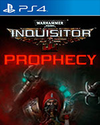 Warhammer 40,000: Inquisitor - Prophecy for PlayStation 4