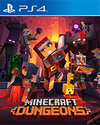 Minecraft Dungeons for PlayStation 4