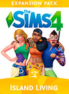 The Sims 4: Island Living for PC