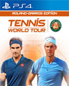 Tennis World Tour: Roland-Garros Edition for PlayStation 4