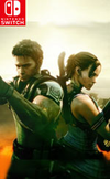 Resident Evil 5 for Nintendo Switch