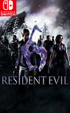 Resident Evil 6 for Nintendo Switch