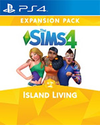 The Sims 4 Island Living for PlayStation 4