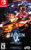 Raiden V: Director's Cut for Nintendo Switch