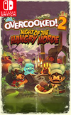 Overcooked! 2 - Night of the Hangry Horde for Nintendo Switch