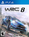 WRC 8 FIA World Rally Championship for PlayStation 4