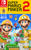 Super Mario Maker 2 + Nintendo Switch Online Bundle for Nintendo Switch