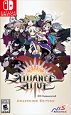 The Alliance Alive HD Remastered for Nintendo Switch