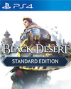 Black Desert - Standard Edition for PlayStation 4