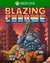 Blazing Chrome for Xbox One