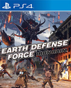 Earth Defense Force: Iron Rain - Golden Storm for PlayStation 4
