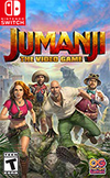 JUMANJI: The Video Game for Nintendo Switch