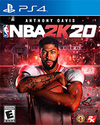 NBA 2K20 for PlayStation 4