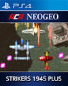 ACA NEOGEO STRIKERS 1945 PLUS for PlayStation 4