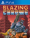 Blazing Chrome for PlayStation 4
