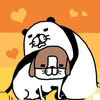 Panda and Dog: Always Dog Cute for Android