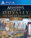 The Fate of Atlantis Episode 1 - Fields of Elysium for PlayStation 4
