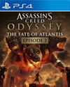 The Fate of Atlantis Episode 2 - Torment of Hades for PlayStation 4