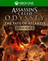The Fate of Atlantis Episode 2 - Torment of Hades for Xbox One