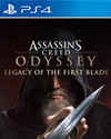 Assassin's Creed Odyssey Legacy of the First Blade for PlayStation 4