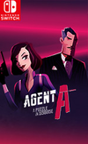Agent A: A puzzle in disguise for Nintendo Switch