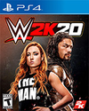 WWE 2K20 for PlayStation 4