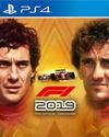F1 2019 Legends Edition Senna & Prost for PlayStation 4