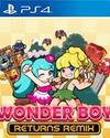 WONDER BOY RETURNS REMIX for PlayStation 4