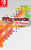 Fifty Words by POWGI for Nintendo Switch