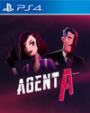 Agent A: A puzzle in disguise for PlayStation 4