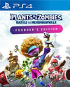 Plants vs. Zombies: BFN Founder's Edition for PlayStation 4